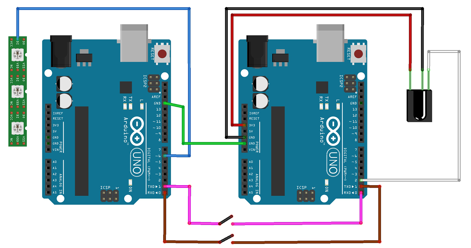 Sketch for dht11 and arduino uno