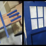 diy tardis window grille subwoofer