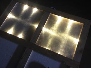 tardis subwoofer led sidelight sidelit window aluminum acrylic backing