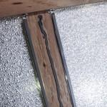 tardis led sidelight sidelit window aluminum acrylic backing